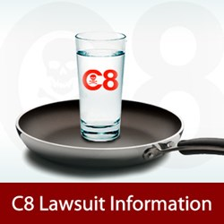 C8 Contaminated Water Side-Effects Lawsuit