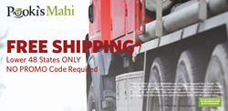 Pooki's Mahi offers FREE SHIPPING for the 100% Kona coffees and award-winning teas to the Lower 48 states.