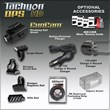 tachyon ops hd guncam, tactical, HD, video, shooting, picatinny