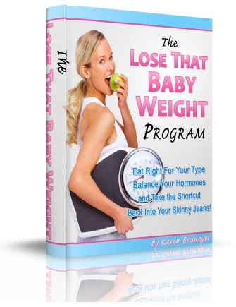 how to lose your belly after having a baby