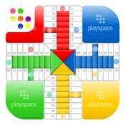Ludo PlaySpace Game App Icon