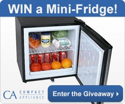 Convertible Refrigerator/Freezer Giveaway