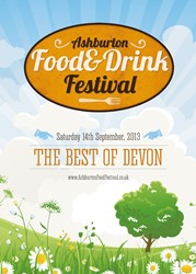 Ashburton Food & Drink Festival on Sept 14th 2013