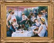 """Luncheon of the Boating Party"" by Renoir"