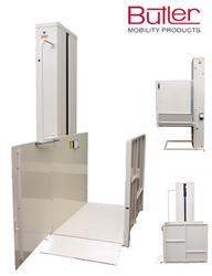 vertical platform wheelchair lifts