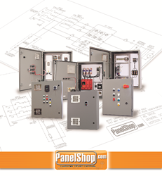 Custom & Pre-Configured Electrical Control Panels Online