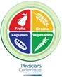 PCRM Power Plate graphic