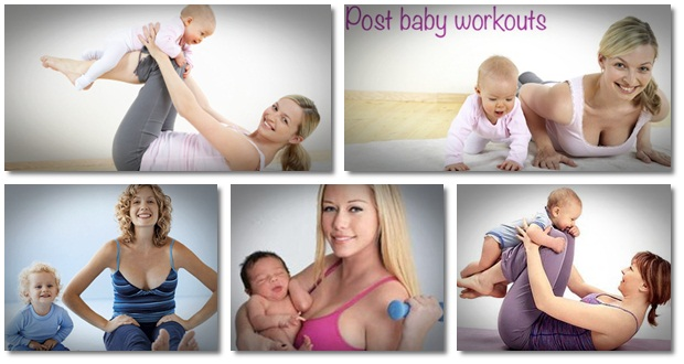 """How to Get Back in Shape After Pregnancy 