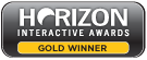 Horizon Interactive Gold Award