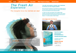 Fresh Air Book Website