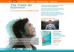Fresh Air Book Website