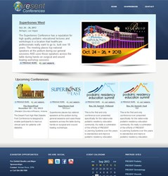 PresentConferences.com website