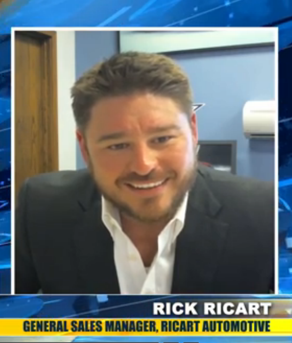 Ricart Used Cars >> Cbt News Airs Interview With Rick Ricart Of Ricart Used Car