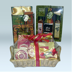 Contract Packaging Gift Baskets