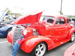 1938 Chevrolet Street Rod from the 2012 Car Show – Owner: Nancy Simpers