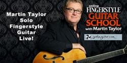 Martin Taylor Justin Guitar Google Hangout