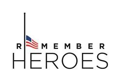 Remember Heroes Logo