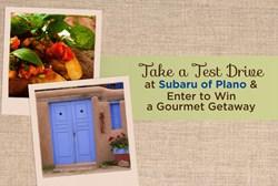 Subaru of Plano Gourmet Getaway