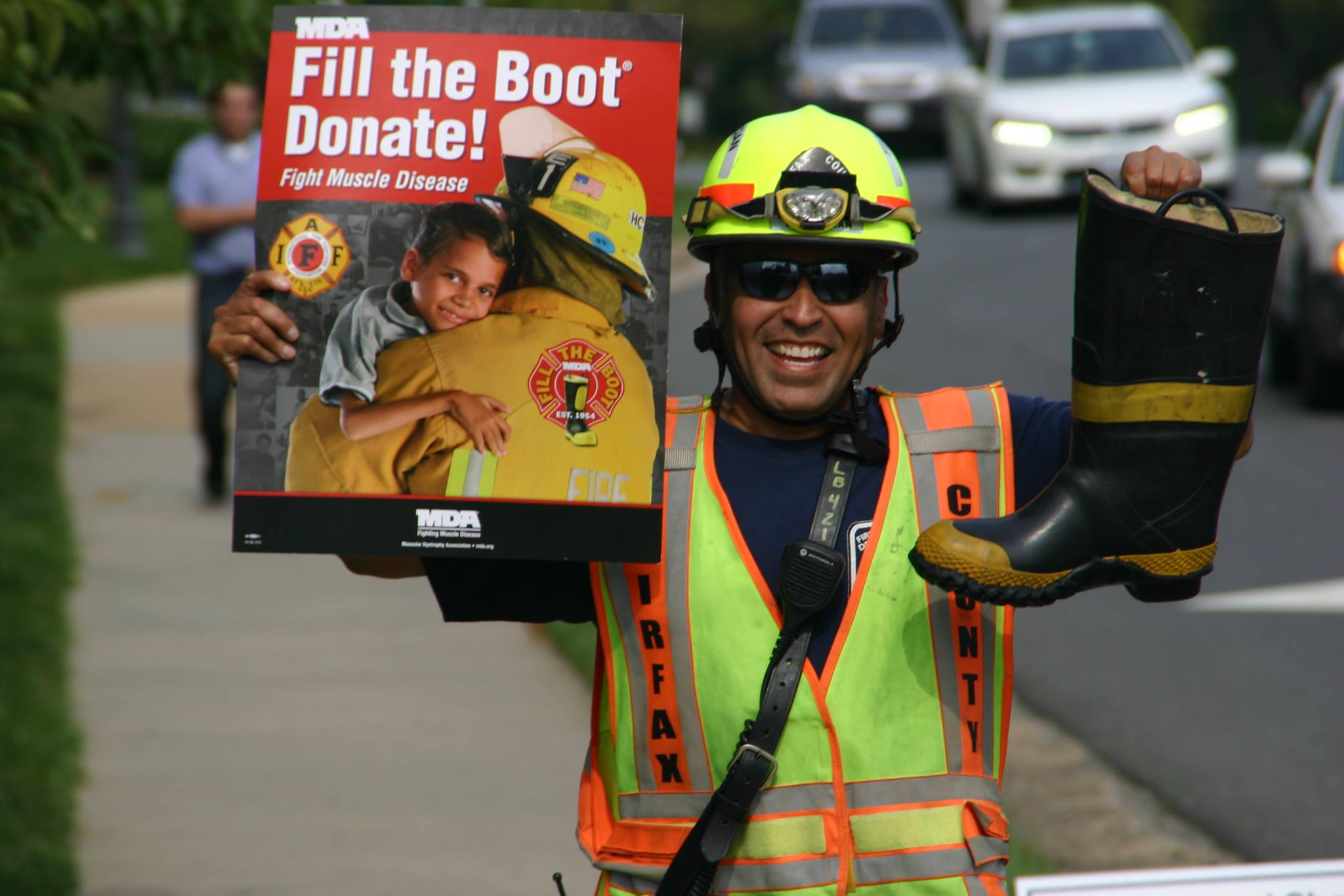 fairfax county fighters record breaking fill the