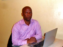 Justis Obegi is Director of Hotel Link Solutions Tanzania and Kenya