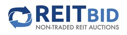 Online auctions of non-traded REIT shares