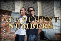 Apartment Numbers, Samuel Sadler, Darwin German