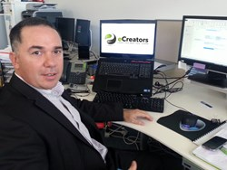 Dean Saunders, Founder and Director of eCreators