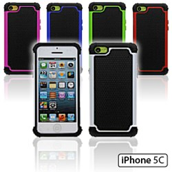 Rugged iPhone 5C Case
