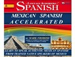 MEXICAN SPANISH ACCELERATED NOW ON AMAZON.COM AND AUDIBLE