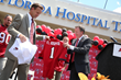 "Florida Hospital is Teaming Up with The Tampa Bay Buccaneers to Help Spread ""Bucs Fever"" Across Tampa Bay"