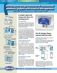 Pneumatic Grippers White Paper