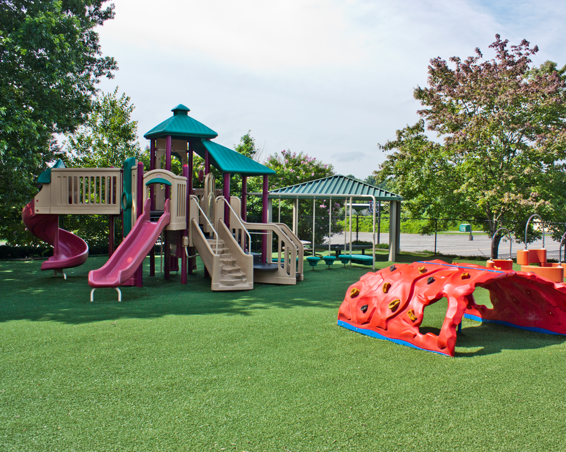 Synthetic turf international finds an increasing number of - Playground surfaces for home ...