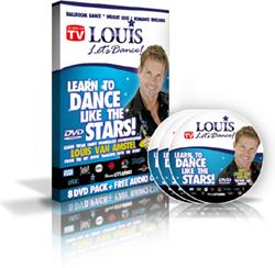 dancing techniques how louis let's dance