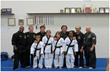 Newest UFAF first degree black belts