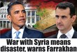 Farrakhan Delivers Warning Against Syria Military Strike, Sends Letter...
