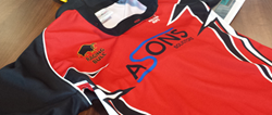Bolton RUFC Shirt Sponsorship Asons Solicitors
