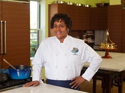 Chef Iris Davis named Moo & Oink's Corporate Chef