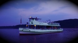 Ghost Boat Tour