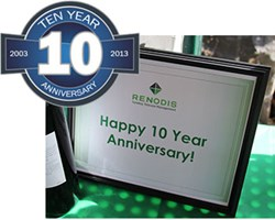 Since 2003, Renodis has now grown into the only firm in America providing professionally managed communications infrastructure.
