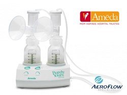 Ameda Truly Yours Breast Pump from Aeroflow Healthcare