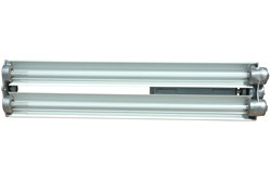 New Explosion Proof Fluorescent Light from Larson Electronics Provides Dimming Capability