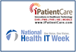 iPatientCare Exhibits Its Commitment and Active Participation to...
