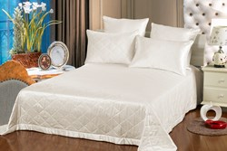Silk Coverlet