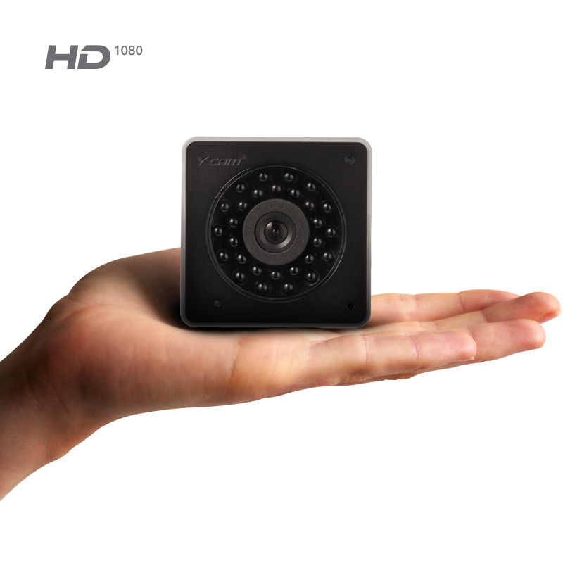 Y Cam Cube Hd 1080 Wi Fi Camerasmall Sleek Smart The Ultimate Home Security Camera
