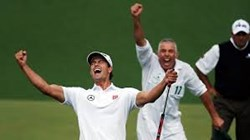 2013 Masters Champion Adam Scott