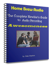 home recording tips how newbies audio recording