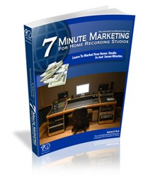 how to promote music how 7 minute marketing
