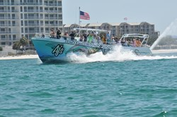 Dolphin Cruise aboard AJ's SeaQuest