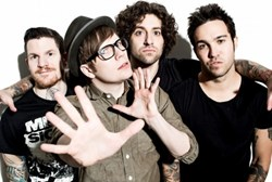 Purchase tickets for Fall Out Boy at MVMETICKETS.COM and receive a Gift Card