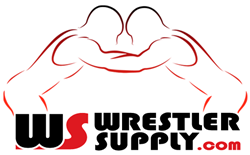 WrestlerSupply.com's Logo As Seen At WSOF5!
